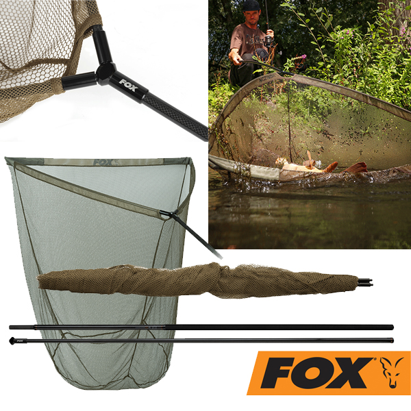 Fox Horizon X4 8ft Pole Landing Net 2pc