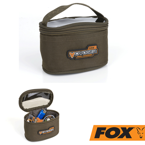 Fox Voyager Small Accessory Bag