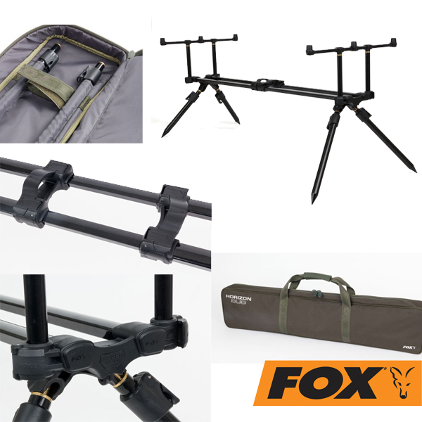 Fox Horizon Duo Rod Pod 3 Rod