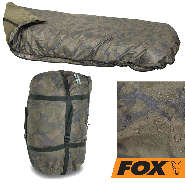 Fox Camo Thermal Cover VRS2