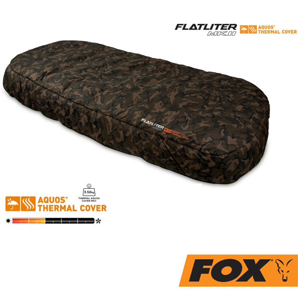 Flatliner MKII Thermal Aquos Camo Cover