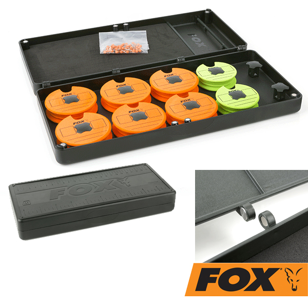 Fox Rig Box Disc&Rig System M