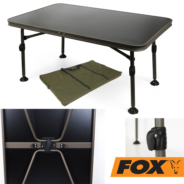 Fox XXL Session Table