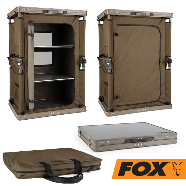 Fox Session Storage