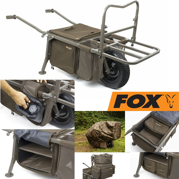 Fox Voyager Explorer Barrow Deluxe