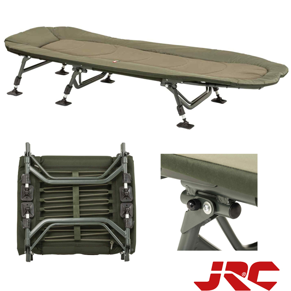 JRC Stealth X-Lite Levelbed
