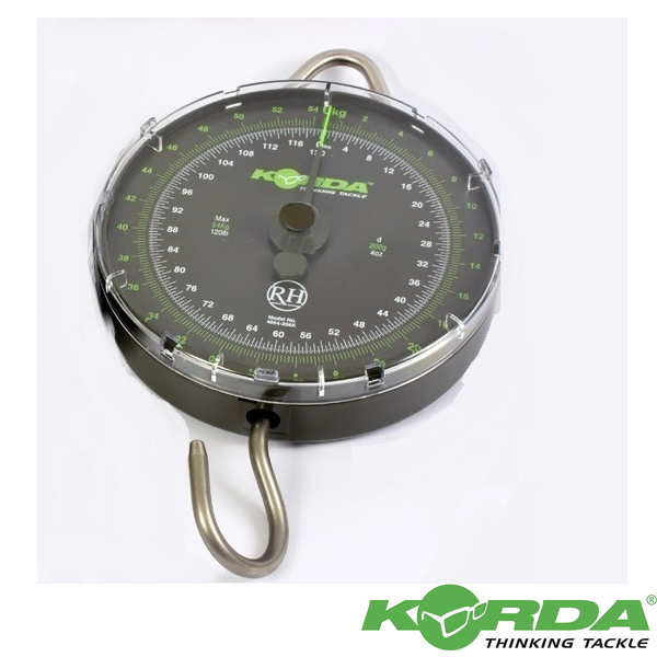 Korda Scales 54kg Limited Edition Reuben Heaton
