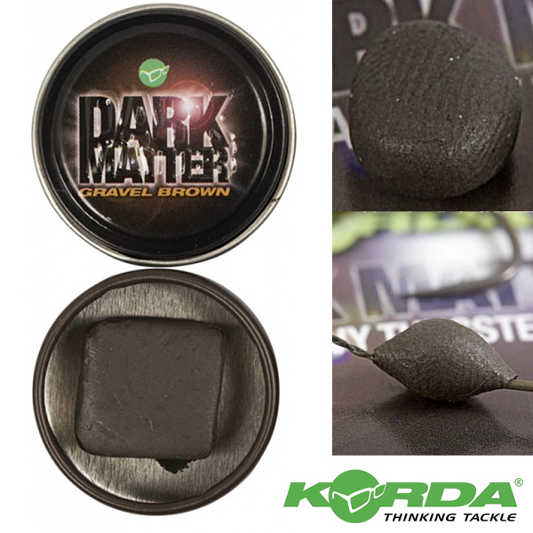 Korda Dark Matter Rig Putty Gravel