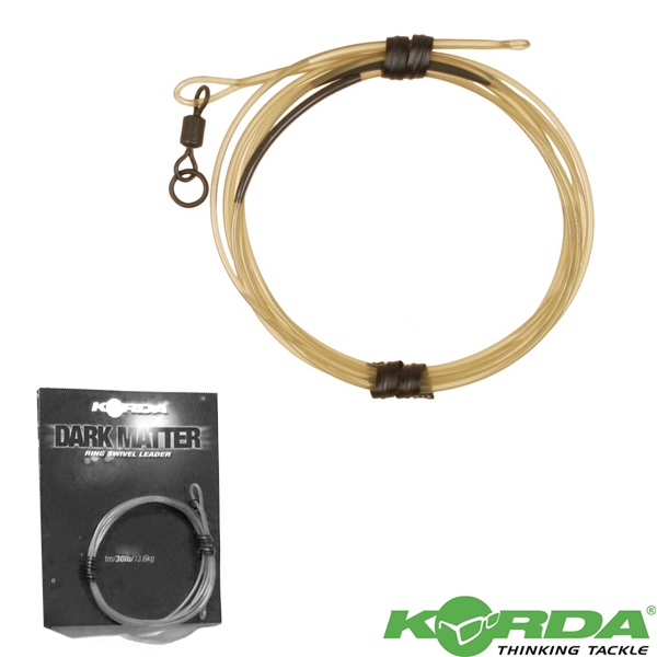 Korda Kamo Leader Ring Swivel #Clay