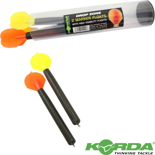 Korda Drop Zone Marker Float 2pcs.