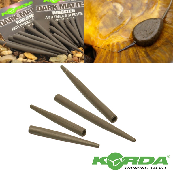 Korda Dark Matter Tungsten Anti Tangle Sleeve Long