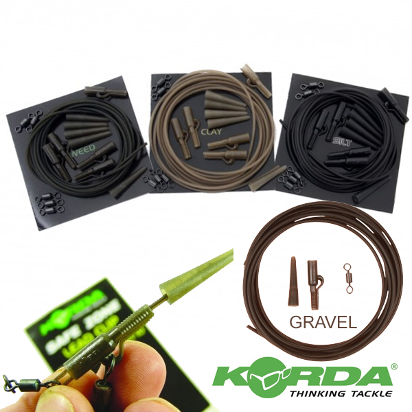 Korda Lead Clip Action Pack #Clay