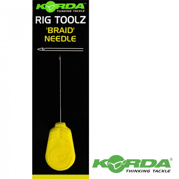 Korda Braided Hair Needle 7cm