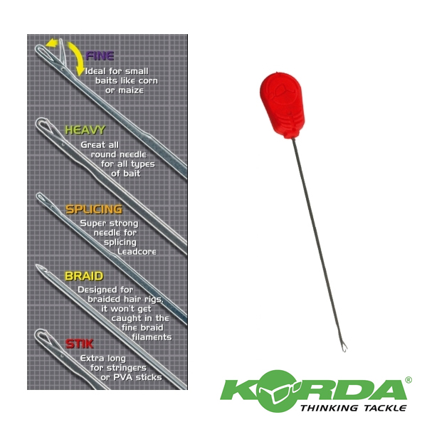 Korda Heavy Latch Stick Needle 12cm
