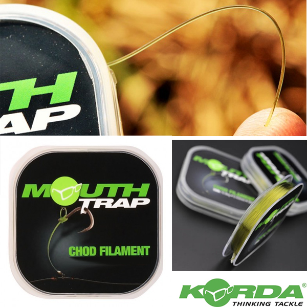 Korda Mouth Trap 25lb 0,53mm