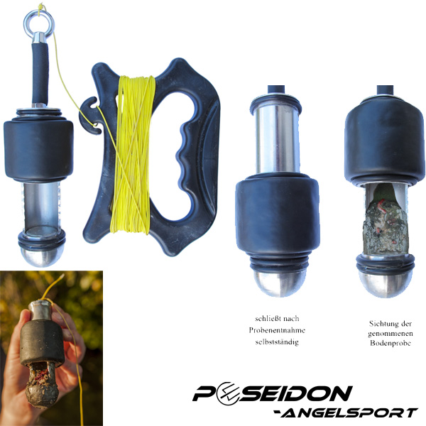 Poseidon Ground Tester