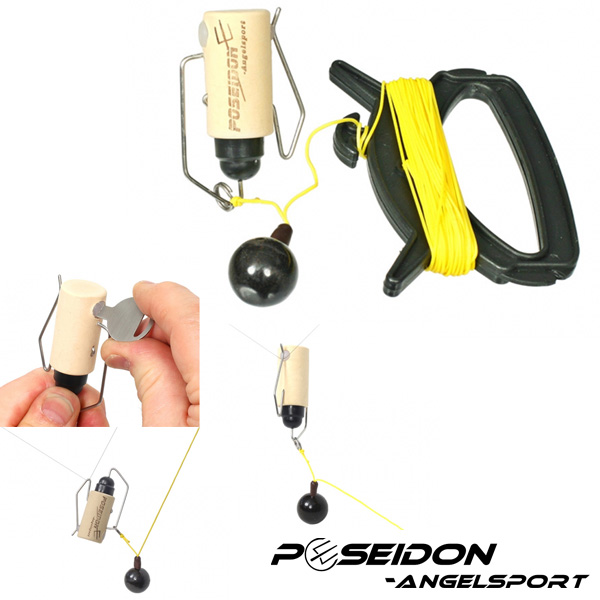 Poseidon Multifunction Backlead 30g