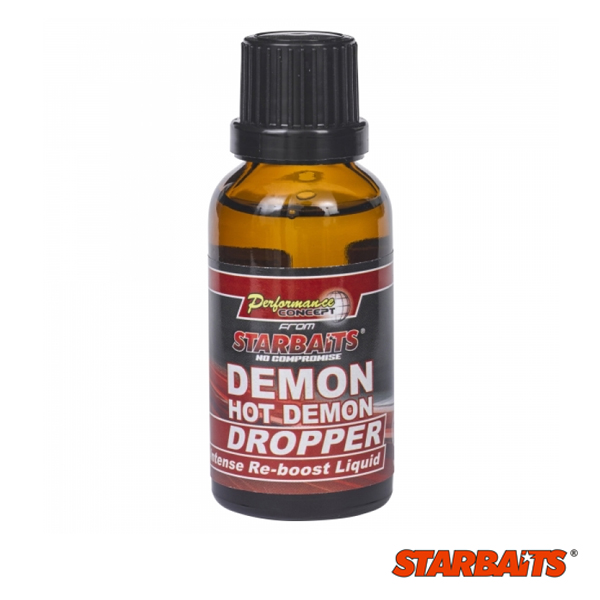 Starbaits Concept Dropper  Hot Demon 30ml