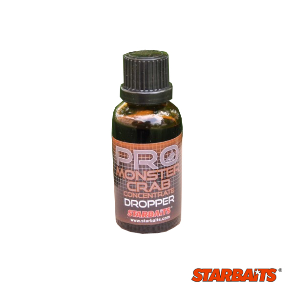 Starbaits Concept Dropper Monster Crab 30ml