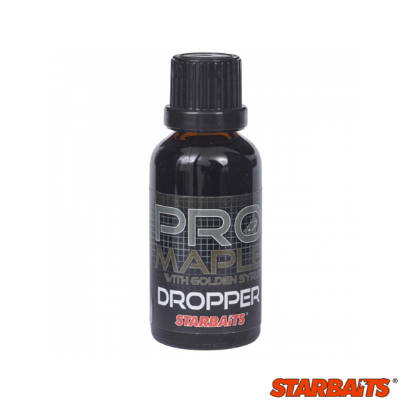 Starbaits Concept Dropper Maple 30ml