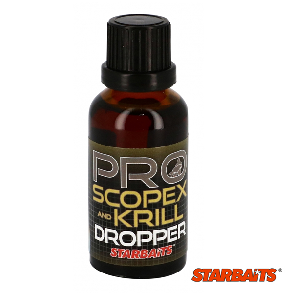 Starbaits Concept Dropper Scopex Krill 30ml