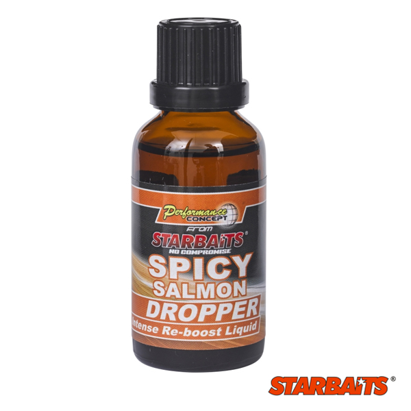 Starbaits Concept Dropper  Spicy Salmon 30ml