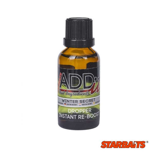 Starbaits Add It Dropper Winter Secret 30ml