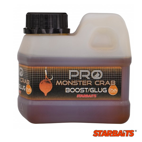 Starbaits Probiotic Monster Crab Booster 500ml