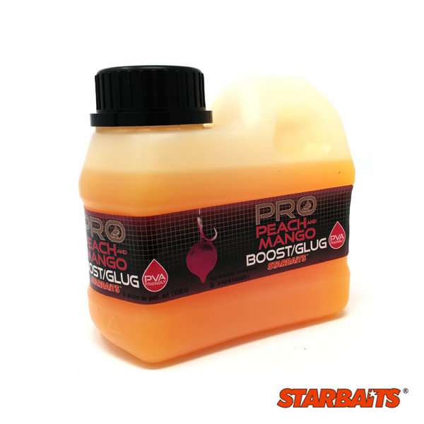 Starbaits Probiotic Peach and Mango Booster 500ml