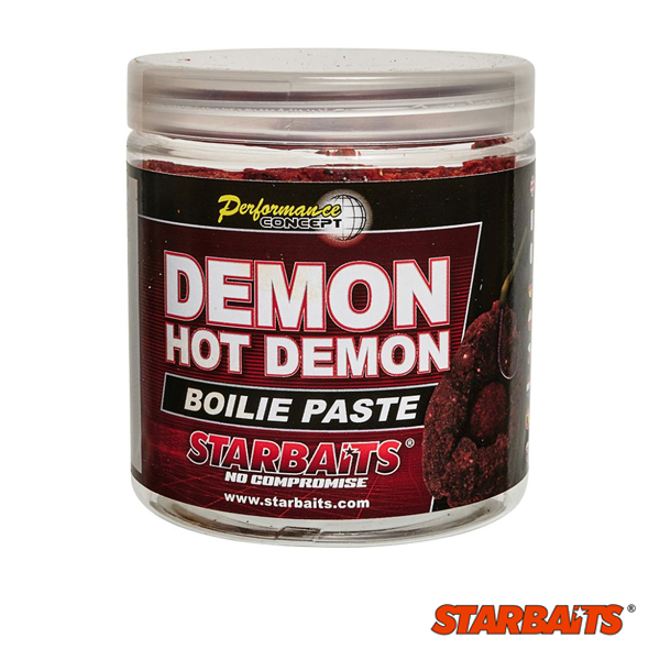 Starbaits Hot Demon Boilie Paste