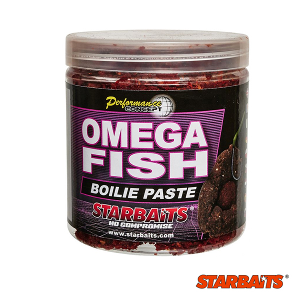 Starbaits Omega Fish Boilie Paste
