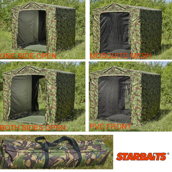 Starbaits Deluxe Camo Cook House