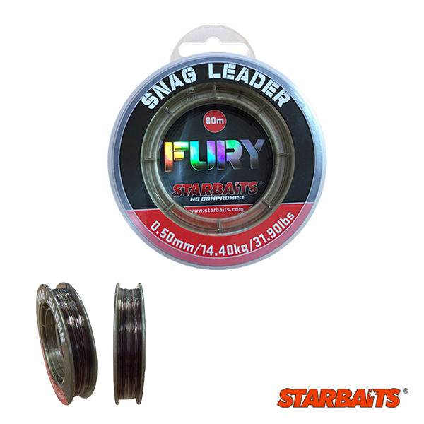 Starbaits Fury Snag Leader 0,70mm