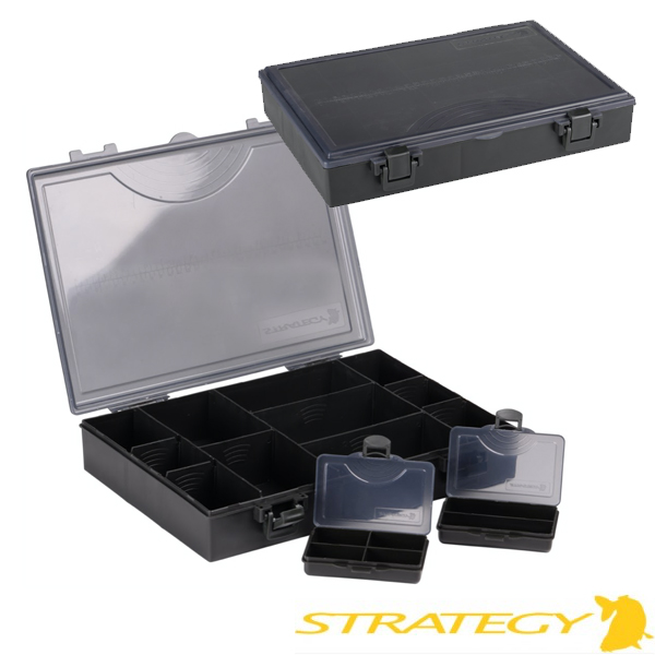 Strategy Tackle Box M 345x235mm