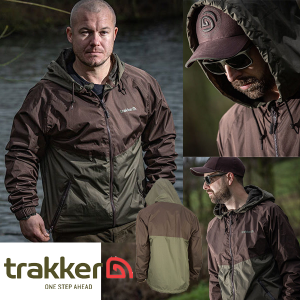 Trakker Shell Jacket Gr.S