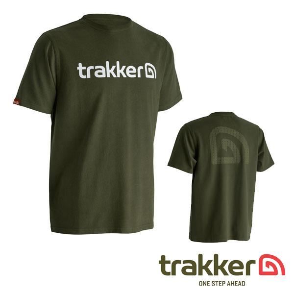 Spiderwire Logo Design T Shirt Size Medium Polyester: Trakker Logo T-Shirt Gr. XL