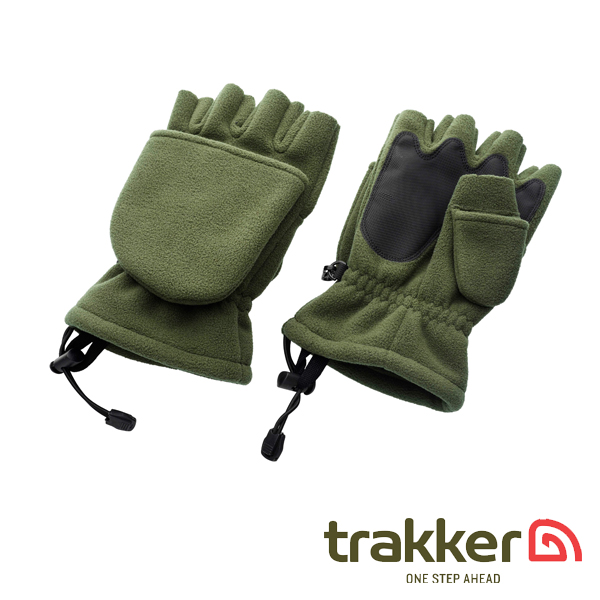Trakker Polar Foldback Gloves