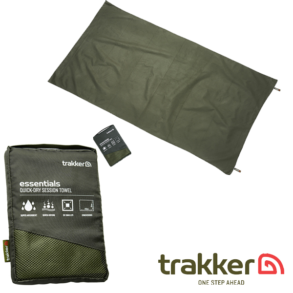 Trakker Mikrofibre Session Towel