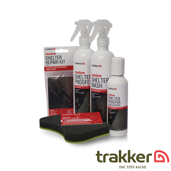 Trakker Shelter Complete Care Kit