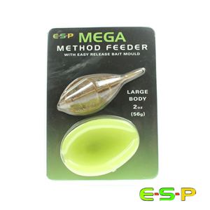 ESP Mega Method Feeder&Mouled 56g L