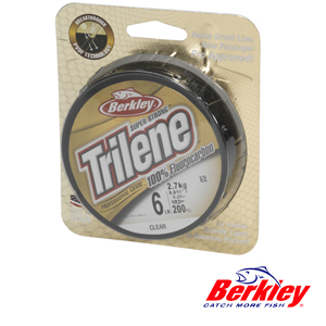 Berkley TRILENE 100% Fluorocarbon 150m 0,30mm