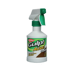 Gulp Alive Spray Attractant Crawfish