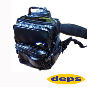 Deps Tarpaulin Shoulder Bag
