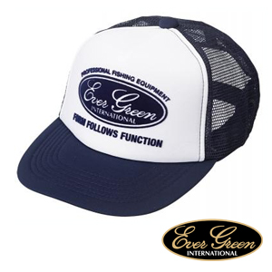 Ever Green Pop Cap Navy/White