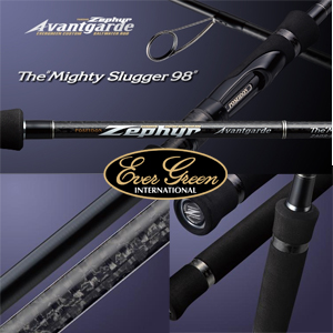 Ever Green Zephyr Avantgarde Mighty Slugger 98