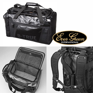 B-True 2Way Tour Bag #Black