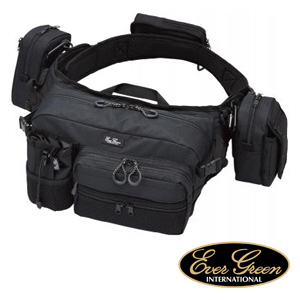Ever Green Hip&Shoulder Bag HD2 #Black