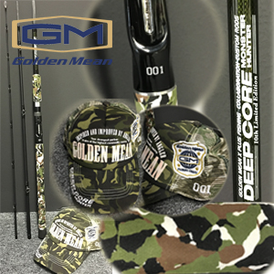 Golden Mean Deep Core Monster MHC76-3P Camouflage Sonderpreis