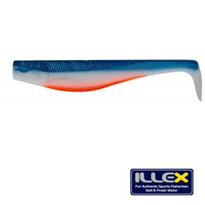 Dexter Shad 150UV Pack Blue &White