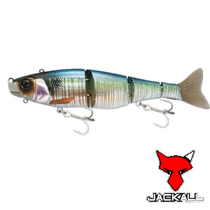 Jackall Gantia 180 #Shigure Blue Natural